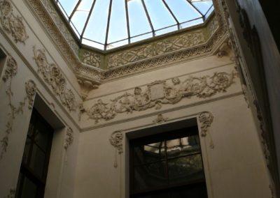 Interno Villa - vano scala