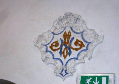 Monogramma famiglia Morpurgo Nilma