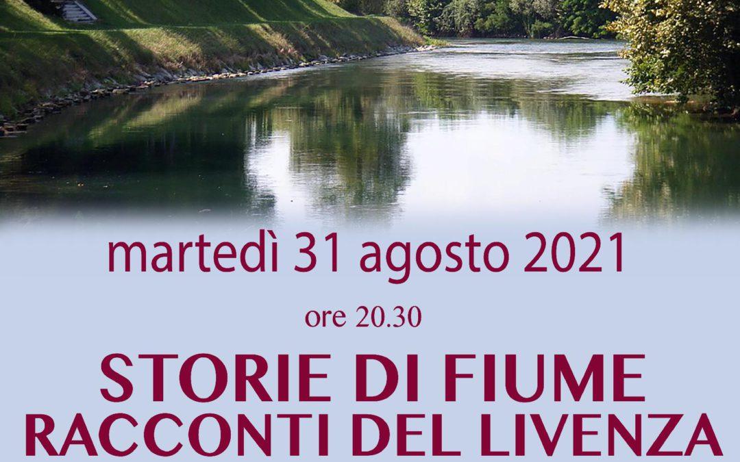 Storie di Fiume, di e con Bruna Braidotti. Compagnia Arti & Mestieri 31 agosto 2021